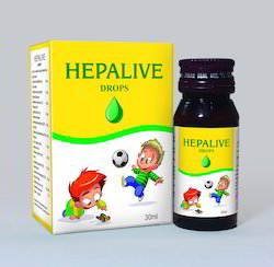 Ayurvedic Digestive - Pediatric Drops