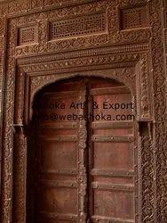 Interior Wooden Door in Udaipur, Rajasthan | Manufacturers ...