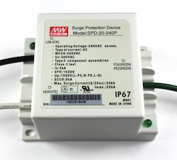 Meanwell Surge Protection LED Driver