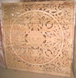 Carved Ceiling Panel