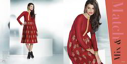 Winter Wear Designer Kurti