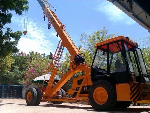 12 ton hydra crane