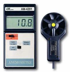 Digital Anemometer ( Lutron AM-4201 )