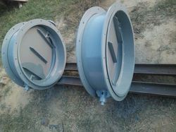 Round Industrial Dampers