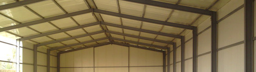 Temporary Storage Shed