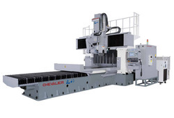 Double Column Surface Grinder Machine
