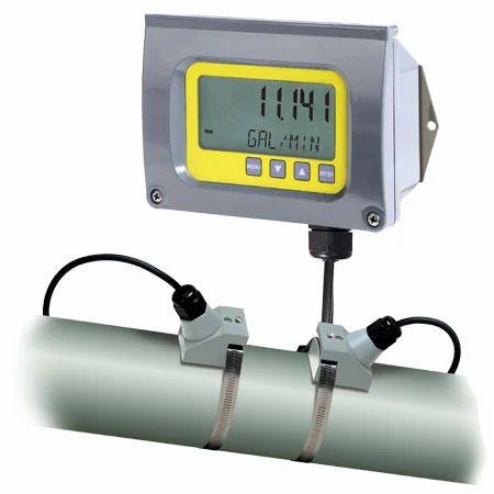Ultrasonic Flow Meter, Air Meter And Transmitter | Chotu Ram Park