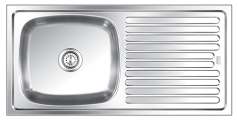 Single bowl sink size view specifications details of single bowl single bowl sink size workwithnaturefo