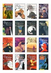 Sherlock Holmes侦探故事书