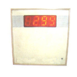Three Phase Ammeter