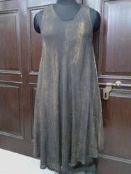 Tie & Dye Ladies Dress