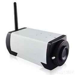 IP Wireless Box Camera