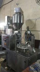 Automatic Tube Filling & Sealing Machine