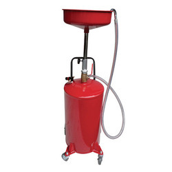Portable Oil Collector