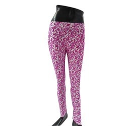 Folk Print Jeggings