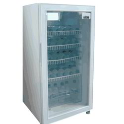 Solar Refrigerator Cum Bottle Cooler