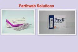 Paxil, Pexep (Paroxetine Tablets)