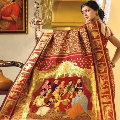 25921b820e Kanchipuram Silk Saree, Sarees, Lehenga And Salwar Suits | Radiant ...