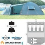 Imported Tents | Sowcarpet, Chennai | Madura Tarpaulin Mfg