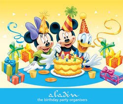 Birthday Party Organizers Entertainment Service