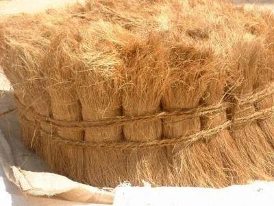 Match making coconut fibre