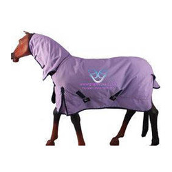 Horse Rug Turnout Lilac 1200 Denier 200 Gsm