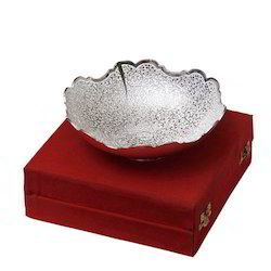 Silver Bowl for Gifting Purpose