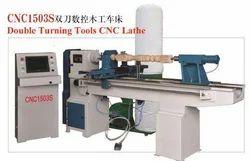 Wood Working CNC Lathe