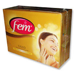 Fem Gold Professional Facial Kit