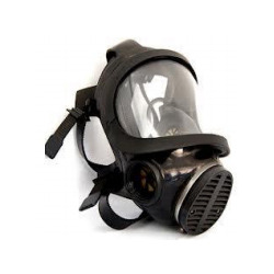 Gas Mask with Cartridge
