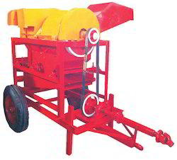 RJK-Mini-Tractor Model Multicrop Power Thresher
