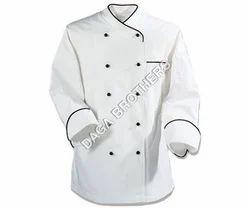 UNIFORM Plain Chef Coat Fabric