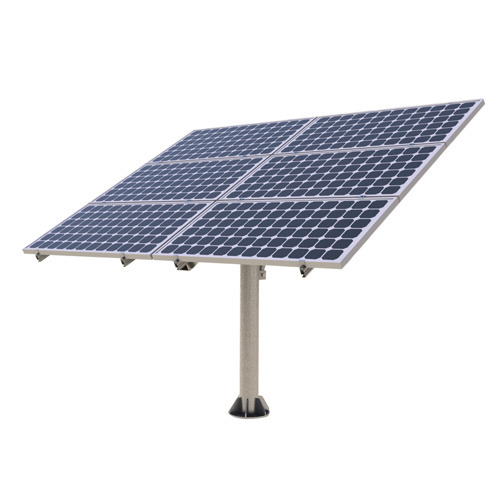 Solar Panel Mounting Structure - Solar Panel Structure Latest Price