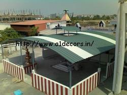 Roofing Structure Fabric Entrance Structure Wholesale