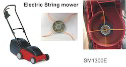 Electric String Trimmer Lawn Mower