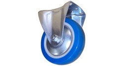 Pressed Steel Fix Castors