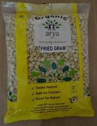 Organic Fried Gram (Hurigadale)