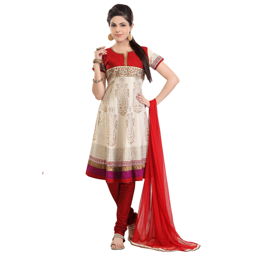 72576dd79f Cotton Casual Wear Ladies Unstitched Suit, Rs 1150 /piece | ID ...
