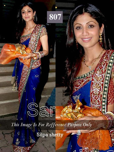 763e141479 Shilpa Shetty Bollywood Saree, Sarees, Lehenga And Salwar Suits ...