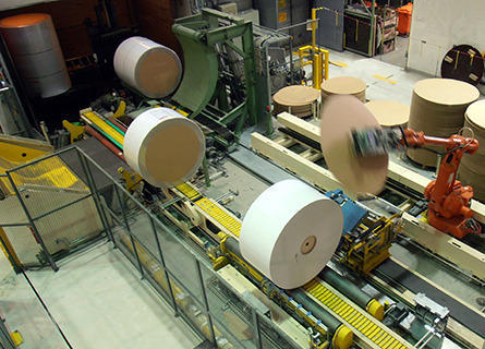 Automated Handling For Rolls And Pallets New Items