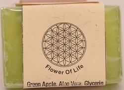 Geen Apple Glycerine Soap - Transparent