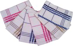 Beetle Checkered Kitchen Towels