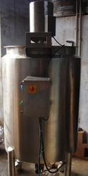 SS Jacketed Tank