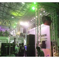 Portable Trade Show Displays Lighting Truss