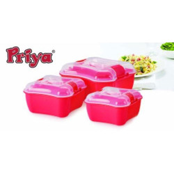 Deep Freezer Safe Containers