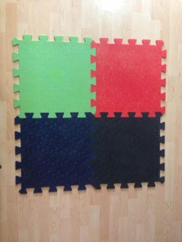 Rubber Flooring Kids Play Area Flooring Service Provider