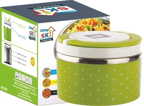 bd5e79b8c Single Layer Insulated Lunch Box at Rs 779  piece