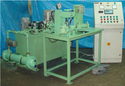 Electro Hydraulic Test Bench