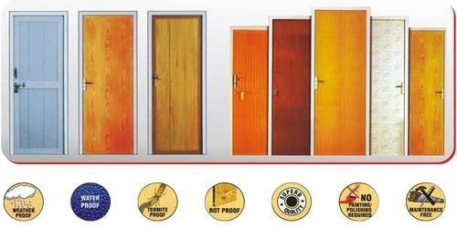 Standard Sintex Pvc Doors K M S Plastworld Pvt Ltd Id