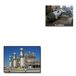 FRP Scrubbers for Power Plants